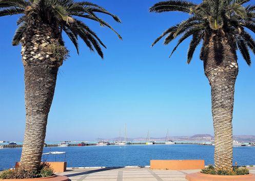 Le port de Sitia