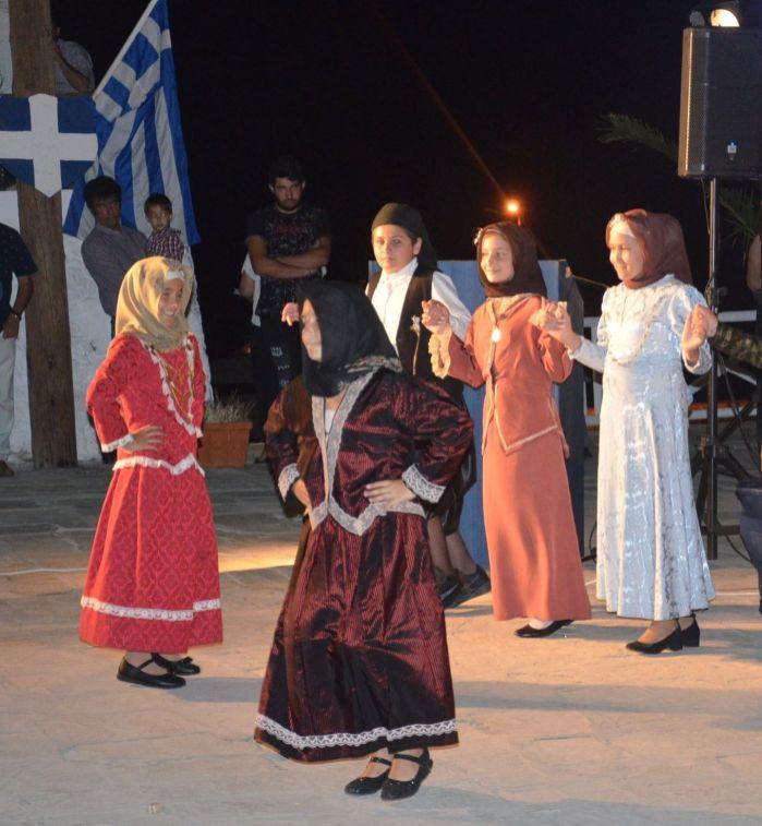 Commémoration Kassos 1824