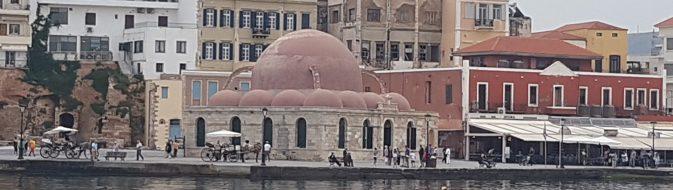 La mosquée des Janissaires - Chania