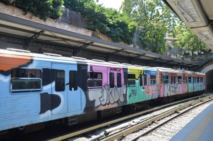 art métropolitain Athènes 2020
