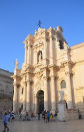 Cathédrale de la Nativité de la Sainte Vierge Syracuse - Sicile 2020