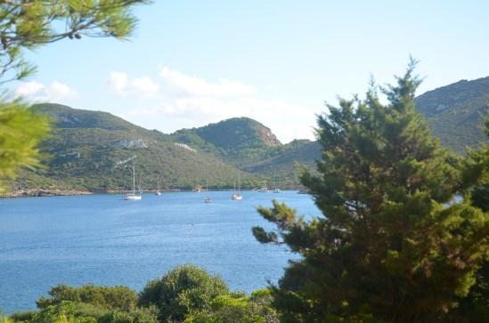 """La baie """"Puerto de Cabrera"""" Isla Cabrera - Baléares 2020"""