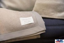3. British Airways customers will soon be given new luxurious bedding by The White Company