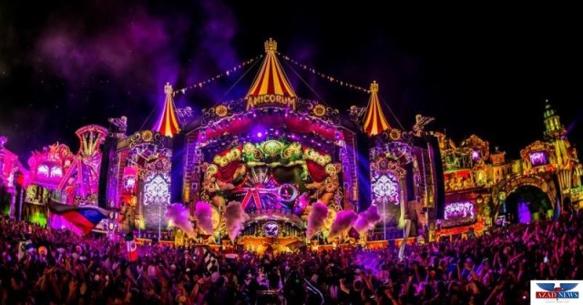 UNITE with Tomorrowland descends on Dubai in the most spectacular way on 29th July 2017