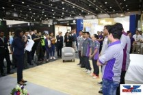 The Middle East Housekepers League of Champions at The Hotel Show Dubai 2017