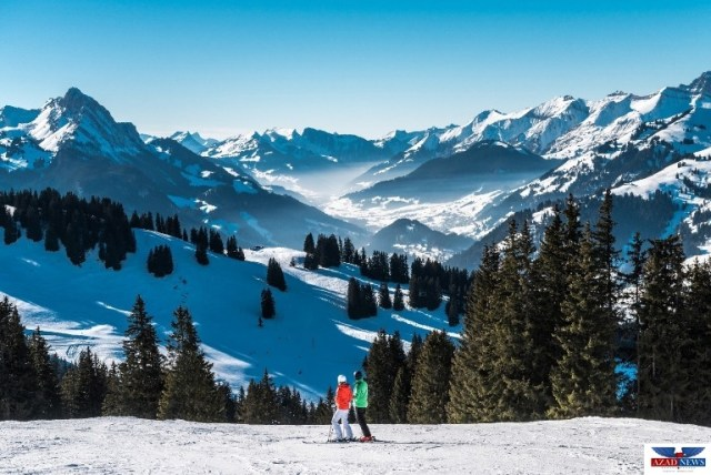 LEARN TO SKI ON THE SWISS ALPS THIS WINTER WITH  ULTIMA GSTAAD'S SKI SCHOOL