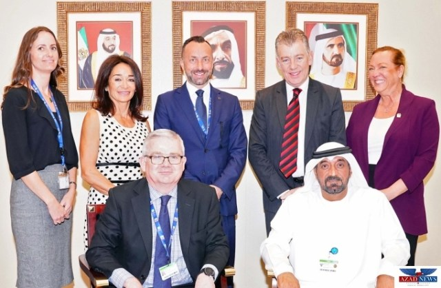 DUBAI AIRPORTS AND TARSUS GROUP SIGN NEW AGREEMENT ON DUBAI AIRSHOW