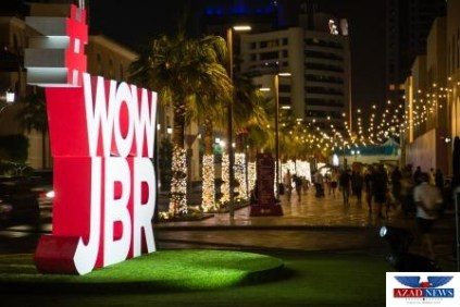 JBR gets a makeover with #WOWJBR