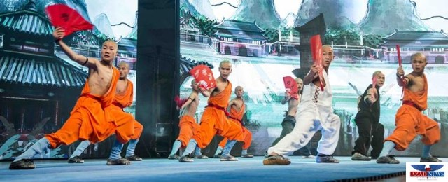 Global Village extends its jaw-dropping Shaolin Monks show