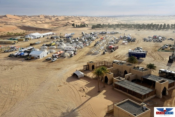 WINNING THE BATTLE AGAINST DEHYDRATION TOP PRIORITY IN ABU DHABI DESERT CHALLENGE POWERED BY NISSAN
