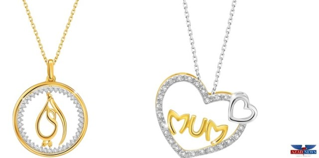 Show your mum just how special she really is this Mother's Day  with Pure Gold Jewellers' special edition diamond pendants