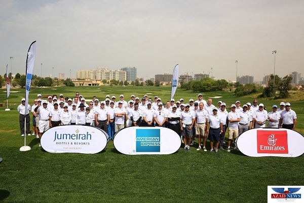 American Express Middle East connects with key partners and Cardmembers at annual Golf Tournament