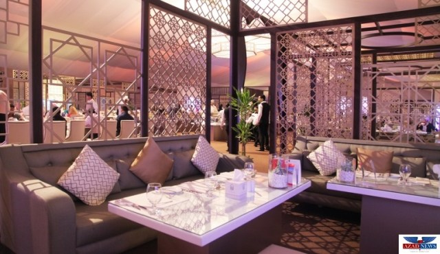 Saraya Tent at Gate Avenue returns to Dubai for Ramadan, welcoming guests to experience the height of luxury