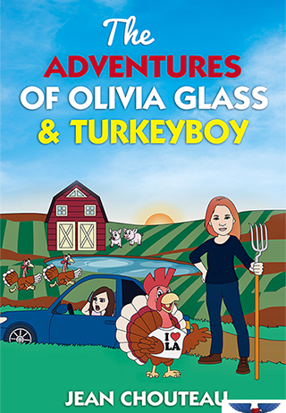 The Adventures of Olivia Glass & Turkeyboy