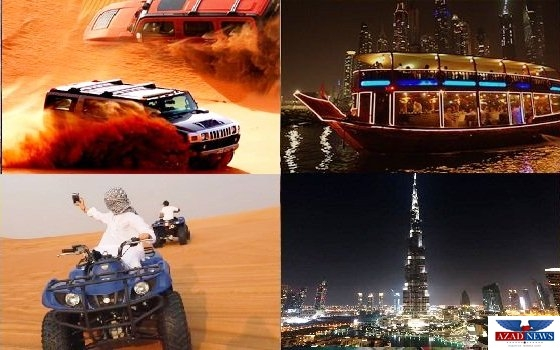Desert Safari Dubai - Amazing Fun Activities