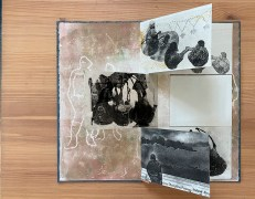 Jang artist book stories