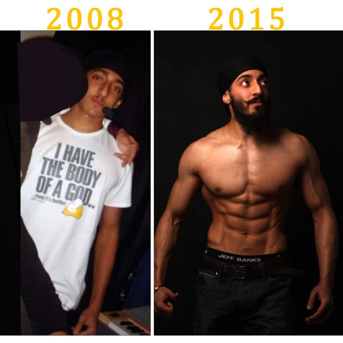 2008 to 2015 transformation