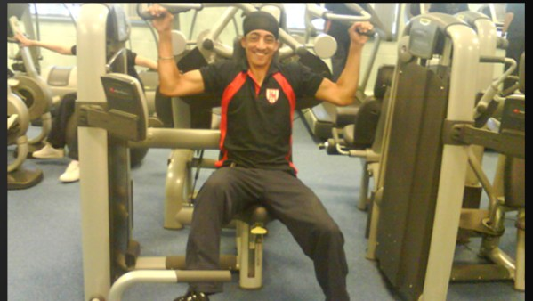 starting gym