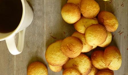 galleta-azafran