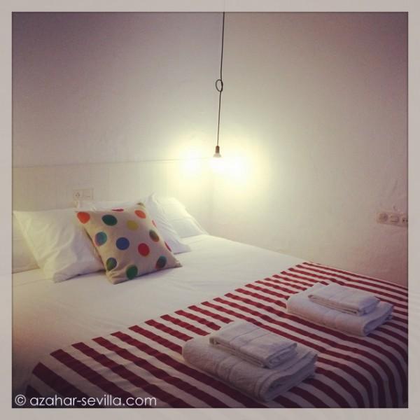 casa huespedes bed