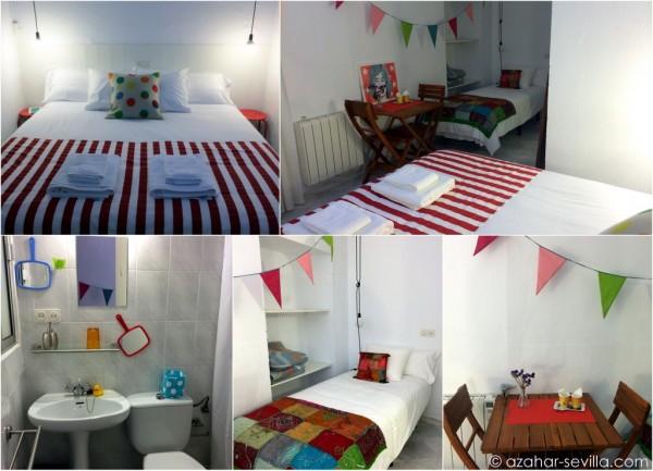 casa huespedes room