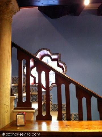 becerra stairs