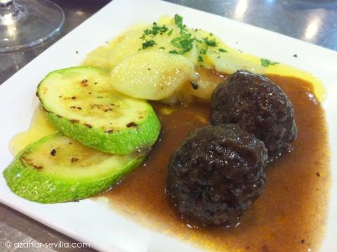 bodeguita romero beef meatballs