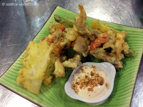puratasca tempura veg