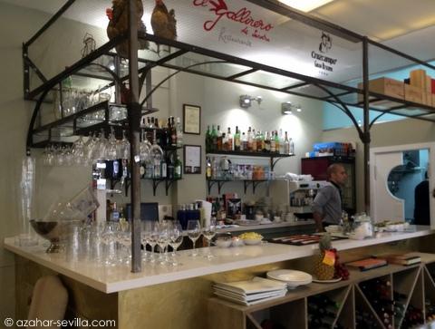 gallinera sandra bar