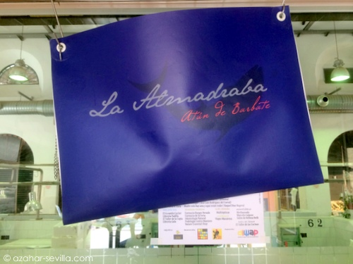 la almadraba sign