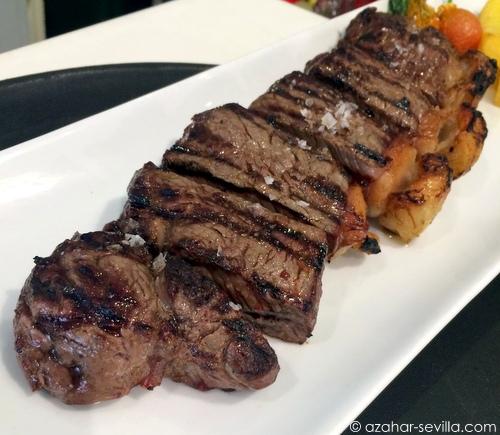 zarandaja beef