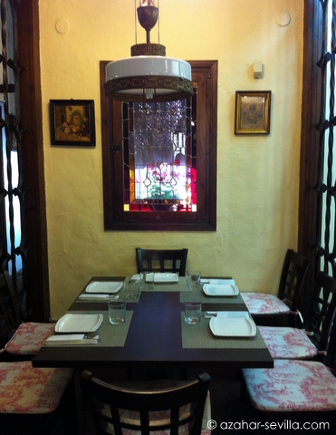 el churrasco dining area