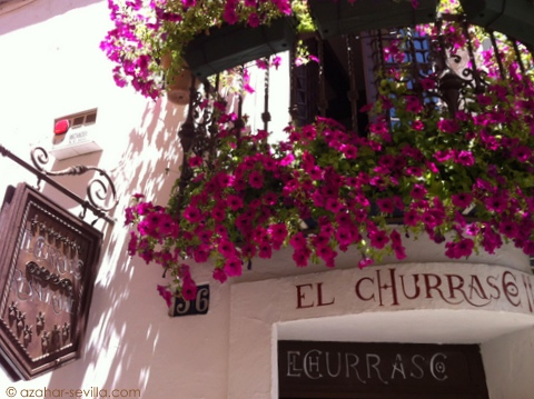 el churrasco outside
