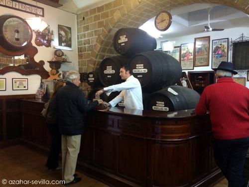 la manzanilla bar