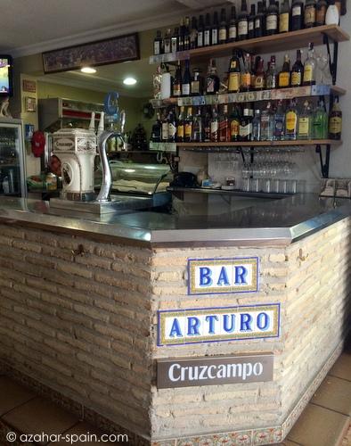 bar arturo bar