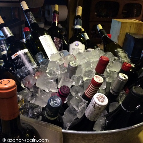 saint germain chilled wines