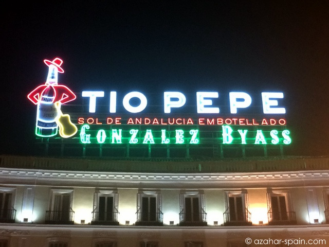 tio pepe night