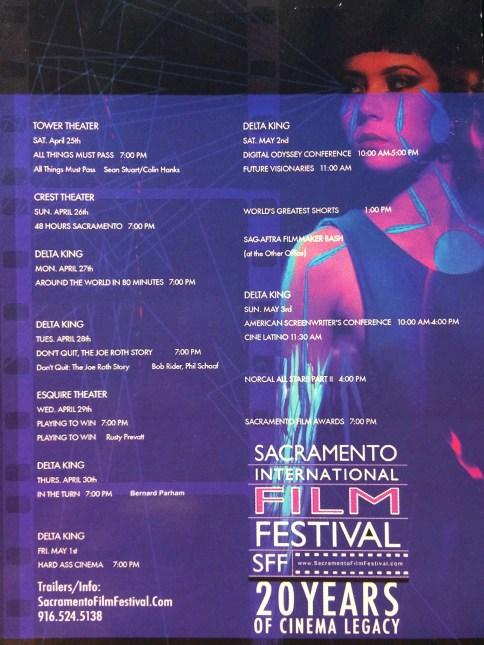 Sacramento Film Festival