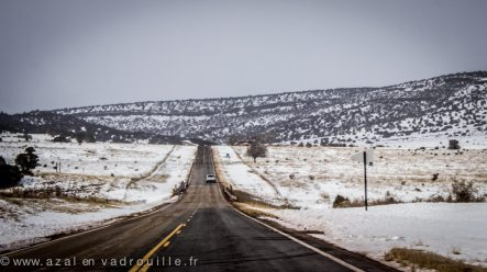 On the Road, New Mexico