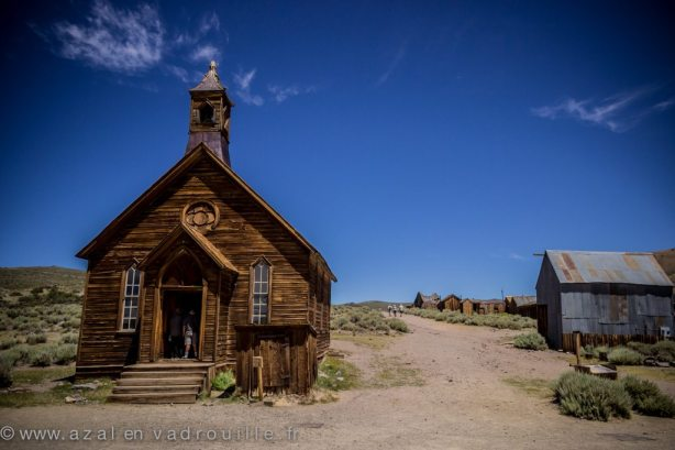 Bodie, Ghost Town, California.