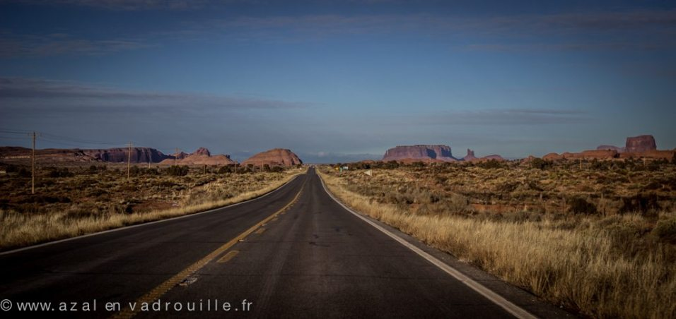 On the Road, Arizona