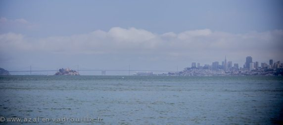 San Francisco Bay, California.