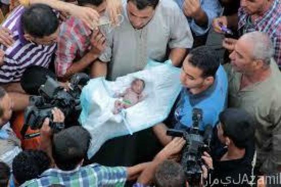 ولد في غزة!