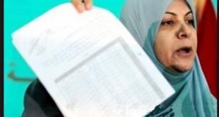 أكملت الدكتورة حنان الفتلاوي رئيس حركة إرادة. كل مستلزمات استجواب وزير الكهرباء