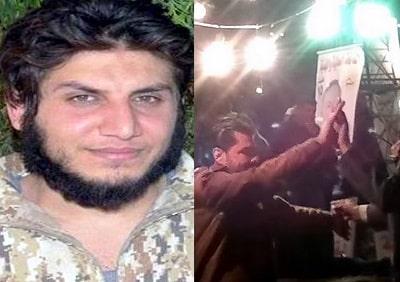 محمد مازن الضلاعين، انتحاري، نجل النائب الأردني مازن الضلاعين