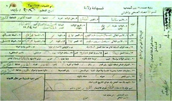 ابنة صدام حسين، نانا صدام، رغد صدام، ساجدة خير الله طلفاح 649x380.bmp