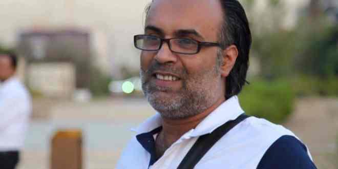 الروائي العراقي سعداوي
