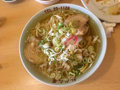 『麺's SHOP おぐら屋』佐野ラーメン