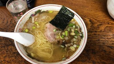 米屋・塩ラーメン
