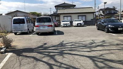 広ちゃん飯店・第一駐車場